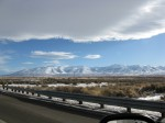 Drive from Elko, Nevada to Salt Lake City.